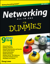 Networking All-in-One For Dummies, 5th Edition (1118380983) cover image