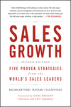Sales Growth: Five Proven Strategies from the World's Sales Leaders, 2nd Edition (1119281083) cover image