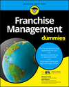 Franchise Management For Dummies (1119337283) cover image