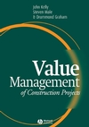 Value Management of Construction Projects (1405173483) cover image