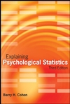 thumbnail image: Explaining Psychological Statistics, 3rd Edition