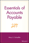 Essentials of Accounts Payable (0471203084) cover image