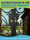 Supervision in the Hospitality Industry: Applied Human Resources, 5th Edition (0471657484) cover image