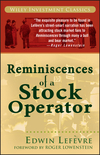 Reminiscences of a Stock Operator (0471770884) cover image