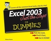 Excel 2003 Just the Steps For Dummies (0764574884) cover image