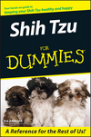 Shih Tzu For Dummies (1118051084) cover image