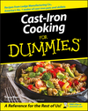 Cast Iron Cooking For Dummies (1118053184) cover image