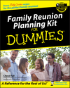 Family Reunion Planning Kit for Dummies (1118069684) cover image