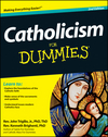Catholicism For Dummies, 2nd Edition (1118077784) cover image