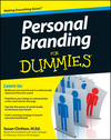 Personal Branding For Dummies (1118238184) cover image