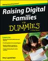 Raising Digital Families For Dummies (1118485084) cover image