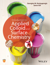 thumbnail image: Introduction to Applied Colloid and Surface Chemistry