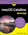 macOS Catalina For Dummies (1119607884) cover image