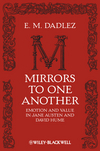 Mirrors to One Another: Emotion and Value in Jane Austen and David Hume (1405193484) cover image