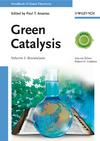 Green Catalysis: Biocatalysis, Volume 3 (3527324984) cover image