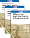 thumbnail image: Lewis Base Catalysis in Organic Synthesis, 3 Volume Set