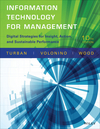 Information Technology for Management:  Digital Strategies for Insight, Action, and Sustainable Performance, 10th Edition (EHEP003184) cover image