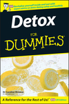 Detox For Dummies (0470019085) cover image