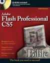 Flash Professional CS5 Bible (0470888385) cover image