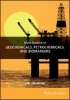 thumbnail image: Mass Spectra of Geochemicals Petrochemicals and Biomarkers SpecData