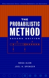 The Probabilistic Method, 2nd Edition (0471653985) cover image