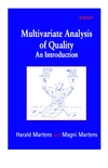 thumbnail image: Multivariate Analysis of Quality An Introduction