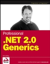 Professional .NET 2.0 Generics (0764559885) cover image