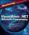 Mastering Visual Basic .NET Database Programming (0782128785) cover image