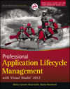 Professional Application Lifecycle Management with Visual Studio 2012 (1118314085) cover image