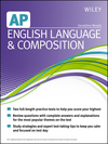 Wiley AP English Language and Composition (1118490185) cover image