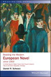 Reading the Modern European Novel since 1900 (1118680685) cover image