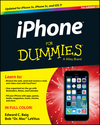 iPhone For Dummies, 7th Edition (1118690885) cover image