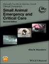 Blackwell's Five-Minute Veterinary Consult Clinical Companion: Small Animal Emergency and Critical Care, 2nd Edition (1118990285) cover image