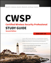 CWSP: Certified Wireless Security Professional Study Guide CWSP-205, 2nd Edition (1119211085) cover image