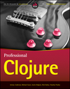 Professional Clojure (1119267285) cover image
