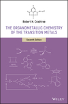 thumbnail image: The Organometallic Chemistry of the Transition Metals, 7th Edition