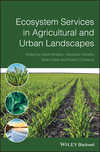 Ecosystem Services in Agricultural and Urban Landscapes (1405170085) cover image