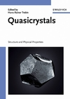 Quasicrystals: Structure and Physical Properties (3527606785) cover image