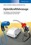 Hybridkraftfahrzeuge: Grundlagen und Anwendungen mit Perspektiven für die Praxis (3527678085) cover image