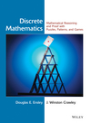 Discrete Mathematics: Mathematical Reasoning and Proof with Puzzles, Patterns, and Games (EHEP000485) cover image