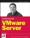 Professional VMware Server (0470079886) cover image