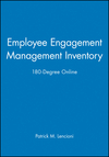 Employee Engagement Management Inventory 180-Degree Online (0470537086) cover image