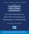 An Introduction to The Five Practices of Exemplary Leadership Participant Workbook, 4th Edition (0470591986) cover image