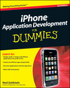 iPhone Application Development For Dummies, 2nd Edition (0470605286) cover image