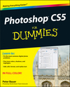 Photoshop CS5 For Dummies (0470610786) cover image