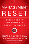 Management Reset: Organizing for Sustainable Effectiveness (0470637986) cover image