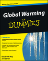 Global Warming For Dummies (0470840986) cover image