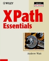 XPath Essentials (0471205486) cover image