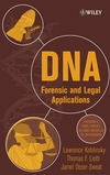 DNA: Forensic and Legal Applications (0471414786) cover image