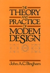 The Theory and Practice of Modem Design (0471851086) cover image